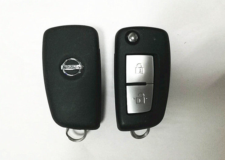 2 Button Nissan Remote Key CWTWB1G767 433MHZ For Nissan X - Trail / Qashqai